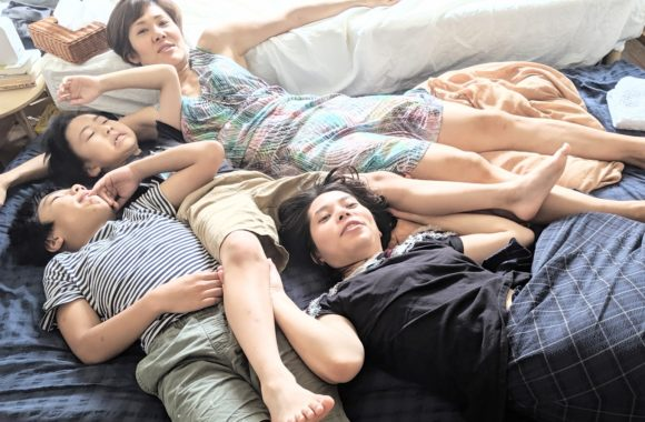 アキヨ(二児の母)が、親ではなく、家族になった日@鎌倉