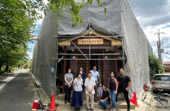 【Cift京都】京都下鴨修学館、最初の一週間。
